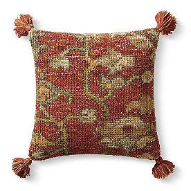 Surat Red Pillow