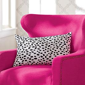 Dalmatian Lumbar Pillow