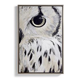 Olsen Owl Wall Art II