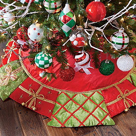 Presents Tree Skirt