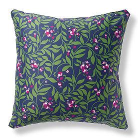 Alina Outdoor Pillow Berry