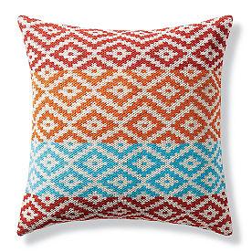 Lockhart Outdoor Floor Pillow