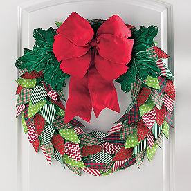 Christmastime Wreath