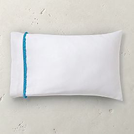 Farrah Fringed Pillowcases, Set of Two