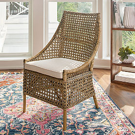 Naples Dining Chair : modern rattan chair - Cheerinfomania.Com