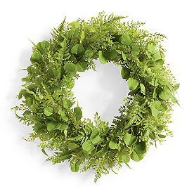 Soft Vine Wreath
