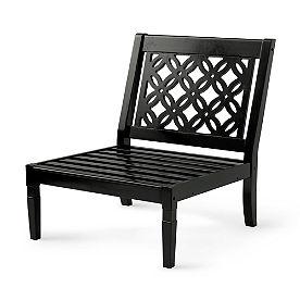 Charlie Armless Chair