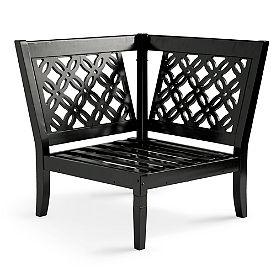 Charlie Corner Chair