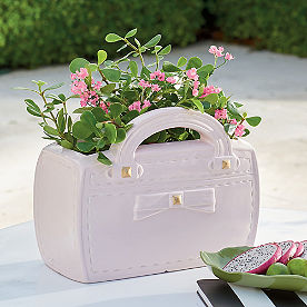 Chloe Handbag Planter