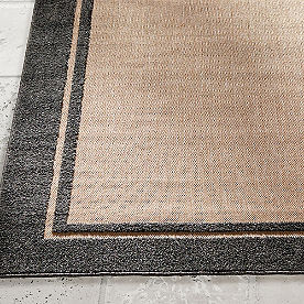 Percy Border Outdoor Rug