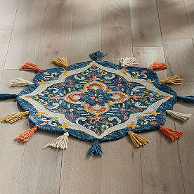 Kiana 3ft Round Indoor Rug
