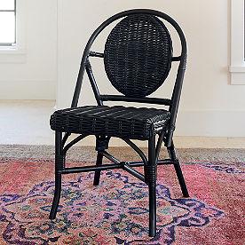 Raleigh Rattan Chair