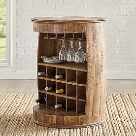 Highball Bar Cabinet