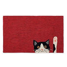 Meow Pet Door Mat