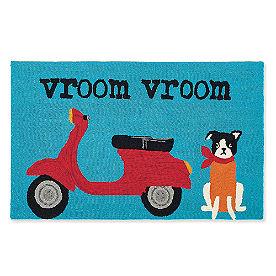 Vroom Vroom Pet Doormat