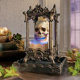 Foggy Skull Lantern