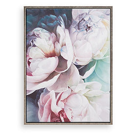 Painted Peonies Wall Art