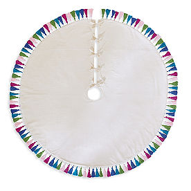 Tassel Tree Skirt