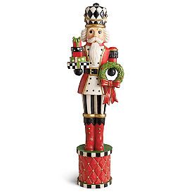 Norman the Nutcracker