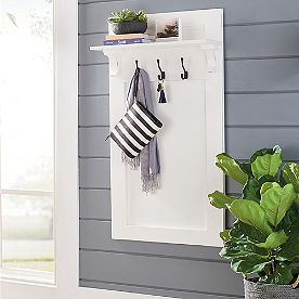 McKinley Entryway Shelf