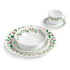 Cyndi Lauper Breakfast Dishes, Set of 20