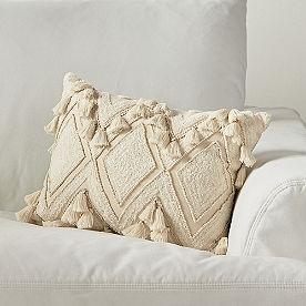 Sylvia Diamond Pillow