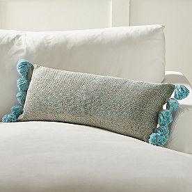 Raina Tasseled Pillow