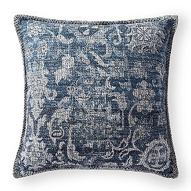 Alanya Pillow, Denim