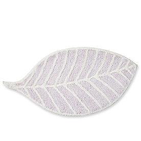 Leaf Bath Rug