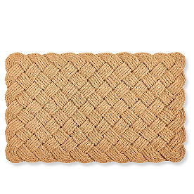 Braided Outdoor Coco Mat
