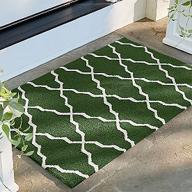 Lattice Door Mat