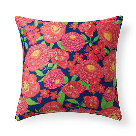 Marlena Floral Outdoor Pillow