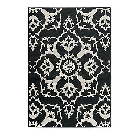 Lolita Medallion Outdoor Rug