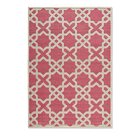 Etonnant Sanibel High Low Trellis Outdoor Rug