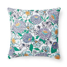 Lilah Floral Outdoor Pillow