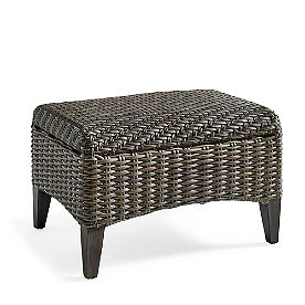 Montclair Outdoor Ottoman