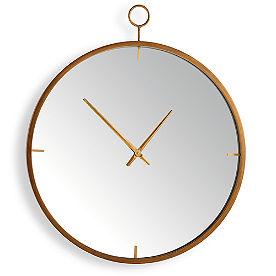 Claremont Mirrored Clock