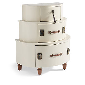 Hudson Three-Drawer Chest