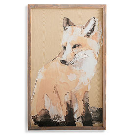Sly Fox Wall Art