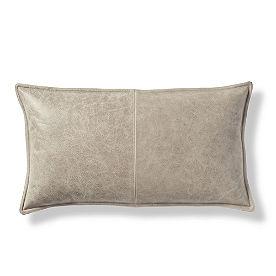 Sutton Leather Pillow