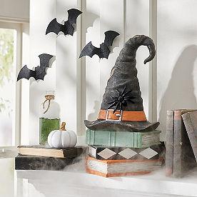 Witch Hat Decor