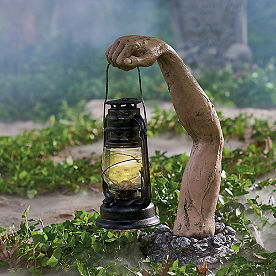 Groundbreaker Arm with Lantern