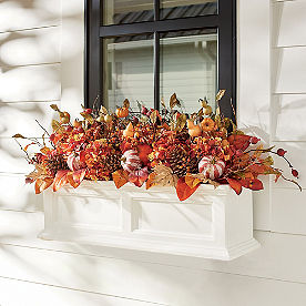 New Haven Window Box Filler