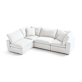 Serene Small Sectional