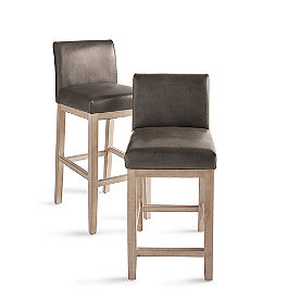 Taylor Low Back Bar & Counter Stool