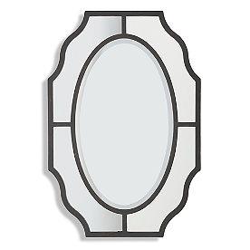 Livia Metal Mirror
