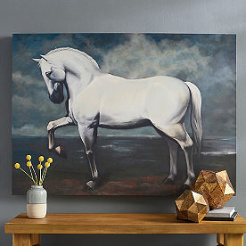Majestic Stallion Wall Art