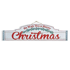 Merry Christmas Wall Decor