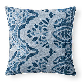 Luna Blue Eleanor Pillow
