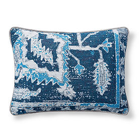 Stella Blue Eleanor Pillow